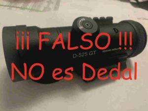 Dedal D-525 GT Falso ATNVES