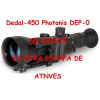 Dedal-450 Photonis DEP-0 estafa ATNVES 1000px